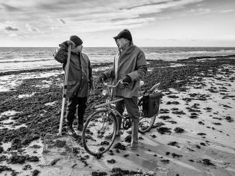 Bärnstensveteraner, Lennart på cykel