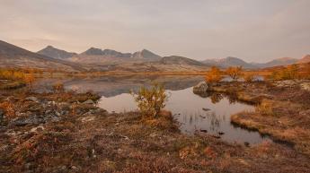 Rondaneslottet/Norge