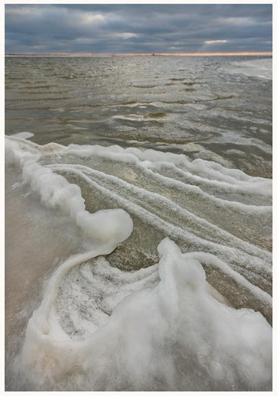 Is/Måkläppen
