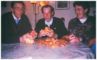 Bärnstensträff/90-talet